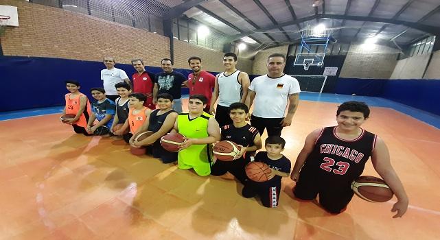 مدرسه بسکتبال شهبازی پرتو(منطقه 22)