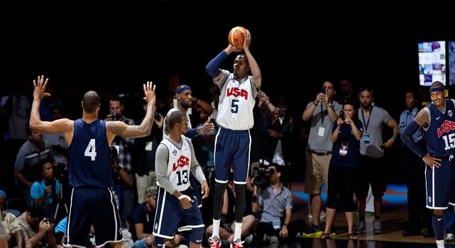 از بی استایلی تا شوت مسابقه بسکتبال